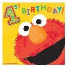 Sesame Street Napkins Lunch 36 Value Party Supplies 1st Birthday Elmo
