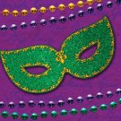 Rue Bourbon Mardi Gras Napkins Party Supplies Lunch or Beverage 18 ct Decor