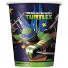 Teenage Mutant Ninja Turtles 9 oz  Paper Cups 8 ct Party Supplies TMNT