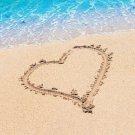 Beverage Napkins Beach Love Wedding Bridal Shower Luau Party Supplies 16 ct