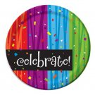 Celebrate Birthday Party Supplies Dessert Lunch Plates Age 50 60 70 80 90 100