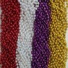 48 Mardi Gras Beads Football Party Tailgate BCS LSU Alabama
