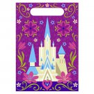 Disney Frozen 8 ct Party Loot Favor Bags Party Supplies Elsa Anna