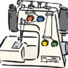 Brother 634D Overlocker/Serger Manual on CD
