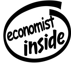 Economist Inside Decal Sticker