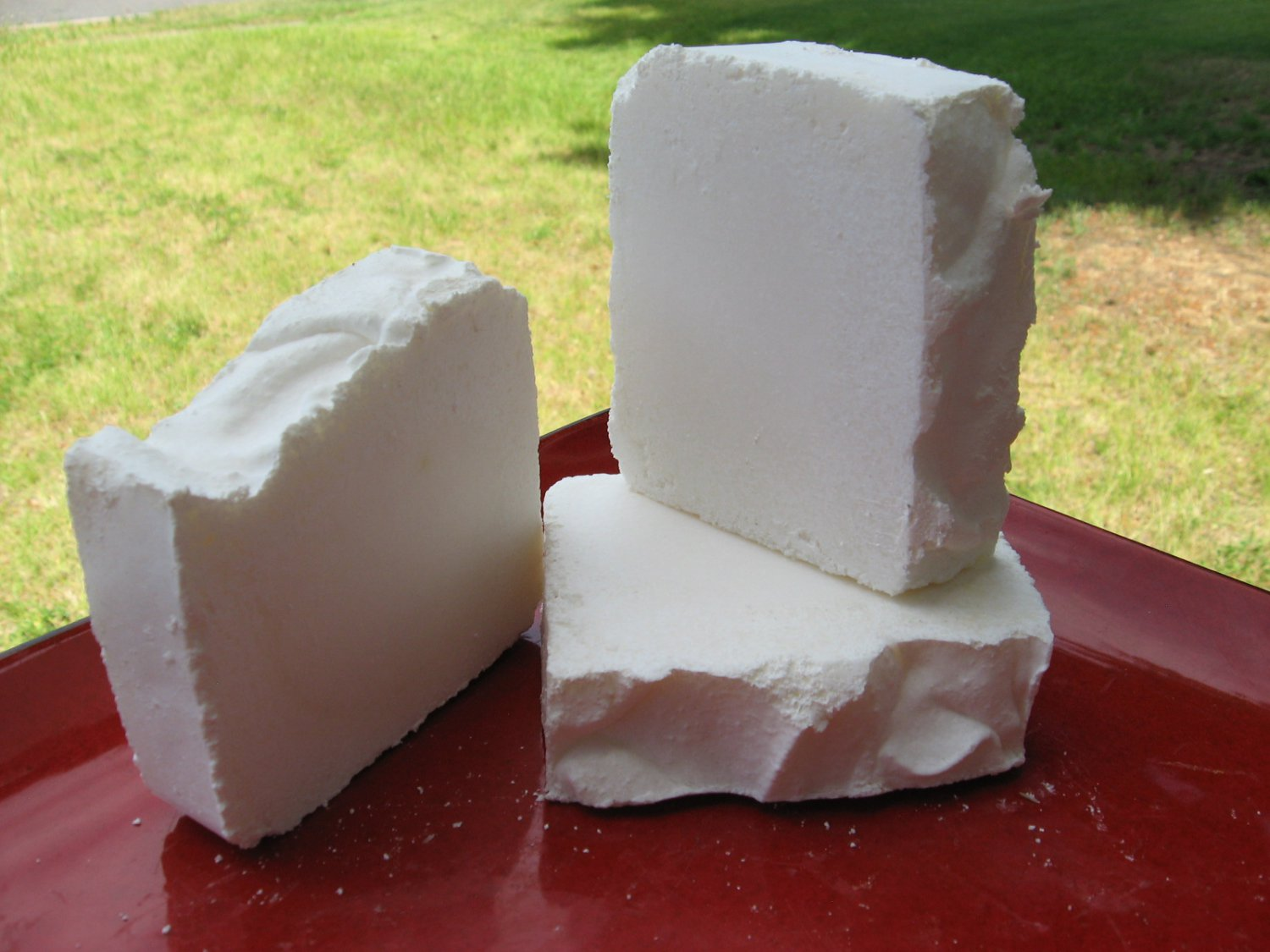Coconut Lime Verbena Salt Soap