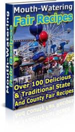 100 mouth watering fair recipes lemonade funnel cake elephant ears and more!!
