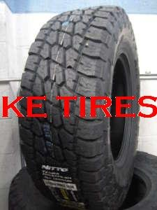 NITTO TERRA GRAPPLER all terrain A/T tires ( Set of 4 ) LT 285/75/16 (local pickup) BEST PRICES