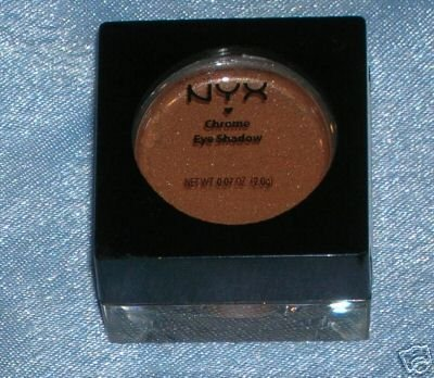 NYX CHROME EYESHADOW PIGMENT- COLOR NYMPH