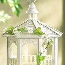 Beautiful White Gazebo Bird Feeder So Romantic A Peaceful Retreat for Birds