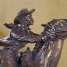 Pony Express Sculpture from The Fantastic Liberty Bronze Collection