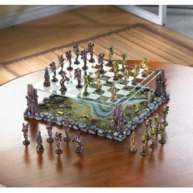 Magical Fairy Chess Set