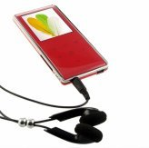 Music Lovers MP4 Player 2GB Red - Super Music Settings