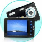 Touch Button Digital Camera - 5.0M Pixel Pictures