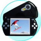 MP4 Game/Player 1GB, 2.8-inch LCD, 1.3M Pixel, SD/MMC Card