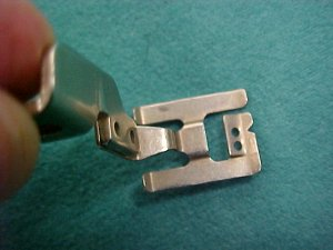 Singer Sewing Machine Presser Foot Part # 163483 A-23