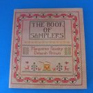 The Book of  Samplers by Marguerite Fawdry Deborah Brown