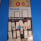 Cross Stitch  Dale Burdett Bookmarkers Bears