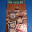 Cross Stitch Let's Play Hopscotch Country Crafts