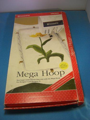 Husqvarna Viking Mega Hoop Brand New 360 X 150 For Large Designs