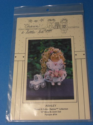 "New Sharin a Little Bit Bread & Butter Babies Collection Ashley 10"" Doll #114"