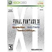 Final Fantasy XI Xbox 360