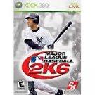 MLB Baseball 2K6 Xbox 360