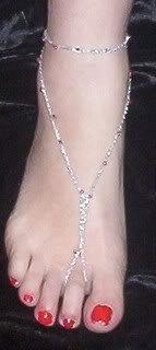 Anklet Barefoot Sandals