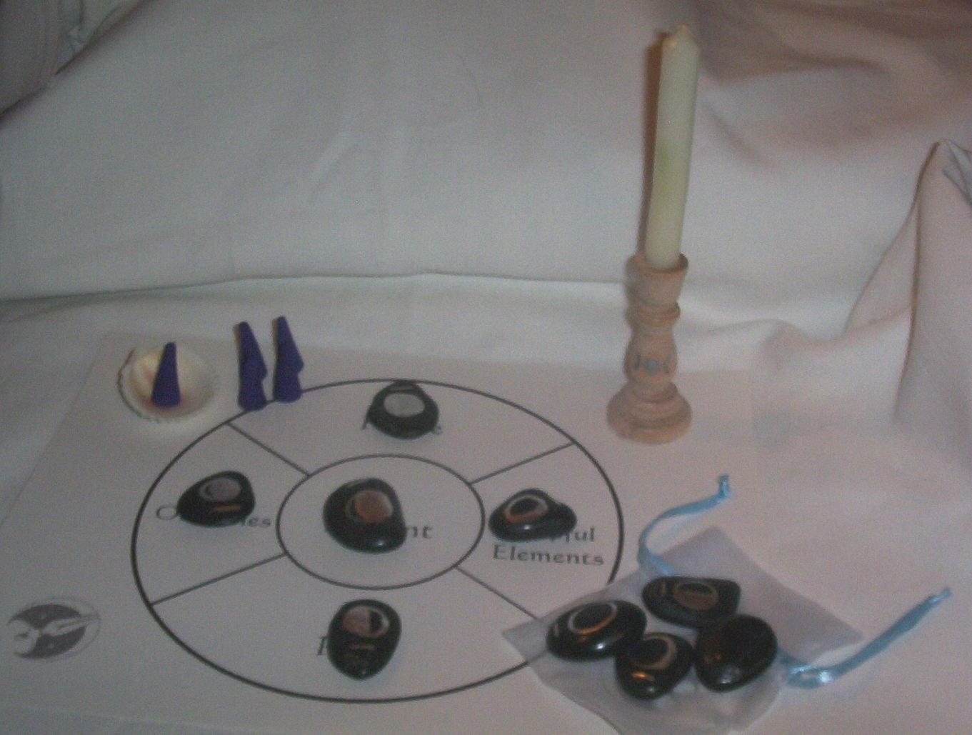 Moon Goddess Oracle Kit