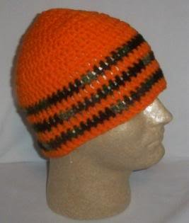 I need a good mens crochet beanie pattern fast PLEASE HELP