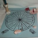 Mermaid Divination Wheel Pendulum Kit
