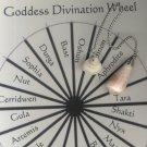 Goddess Wheel Divination Pendulum Kit