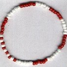 Hand Crafted Chango Necklace/Bracelet Style C 30 inches