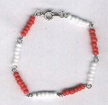 Chango Link Necklace/Bracelet Style A 7 Inches