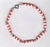 Chango Link Necklace/Bracelet Style B 7 Inches