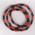 Hand Crafted Elegua Necklace/Bracelet Style A 18 inches