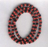 Hand Crafted Elegua Necklace/Bracelet Style B 8 inches