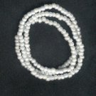 Hand Crafted Obatala Necklace/Bracelet Style A 18 inches