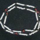 Obatala Link Necklace/Bracelet Style B 18 inches