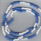 Hand Crafted Oshun Necklace/Bracelet Style B 9 inches BOGO