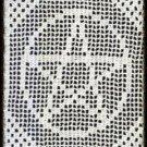 Altar Doily: Pentacle Protection Meditation Pagan Altar Cloth