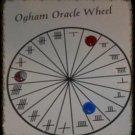 Ogham Oracle Wheel  - Original Exclusive