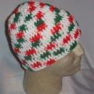 Hand Crochet Mens Cotton Skull Beanie Guido Italian Jersey Shore Guidoette Chemo