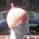 Hand Crochet Unisex Beanie - Boobie Beanie - Tata Love