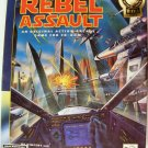 1993 Star Wars REBEL ASSAULT LucasArts PC CD Game BOXED