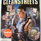 Operation: CleanStreets PC  for DOS BOX 3.5 and 5.25 Disks Broderbund Silmarils