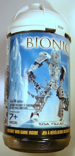 Lego 2004 Bionicle 8606 Metru Nui Toa NUJU NEW D26