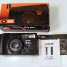 Vivitar Series 1 460PZ Data Back Zoom 35mm Film Camera in Box Date