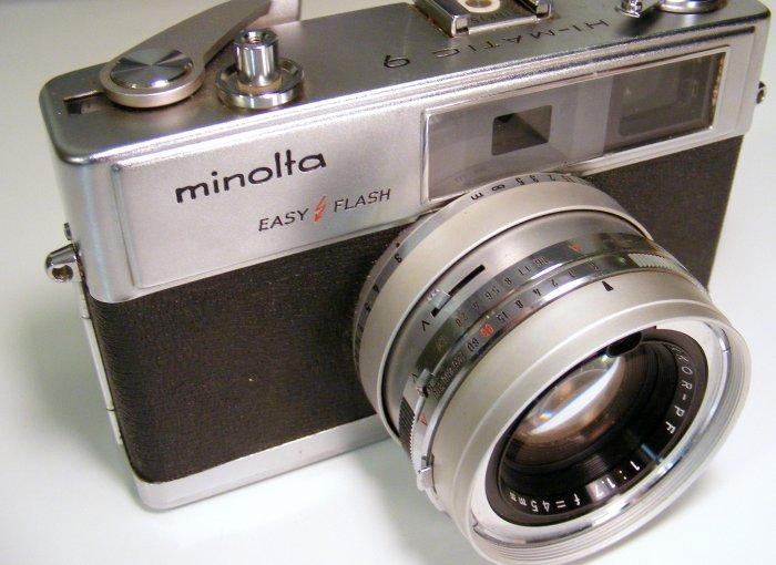 Vintage Hi-Matic 9