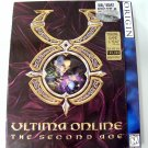 ULTIMA ONLINE THE SECOND AGE FOR THE PC WITH BOX, MAP,  More